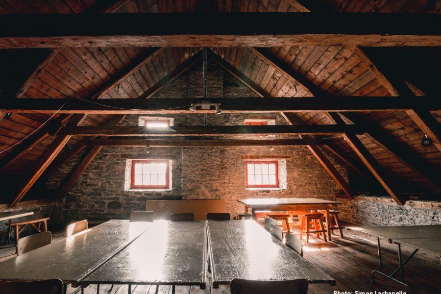Salle atelier